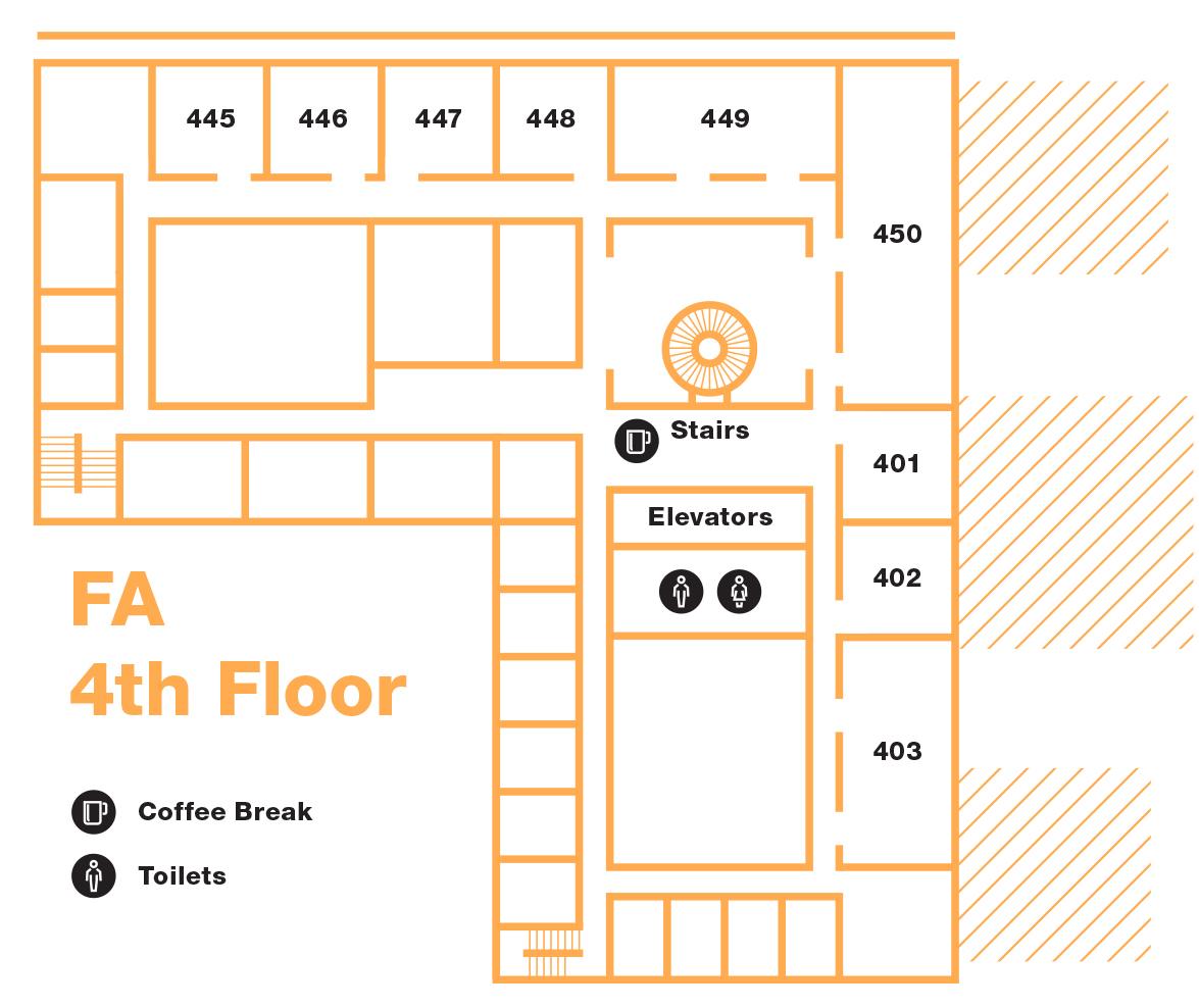 FA - 4th floor