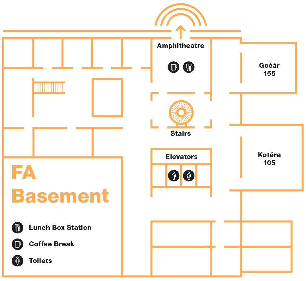 FA - basement
